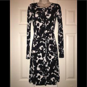 RACHEL Rachel Roy Abstract Print Dress Sz XS